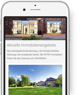 PETRY Immobilien App